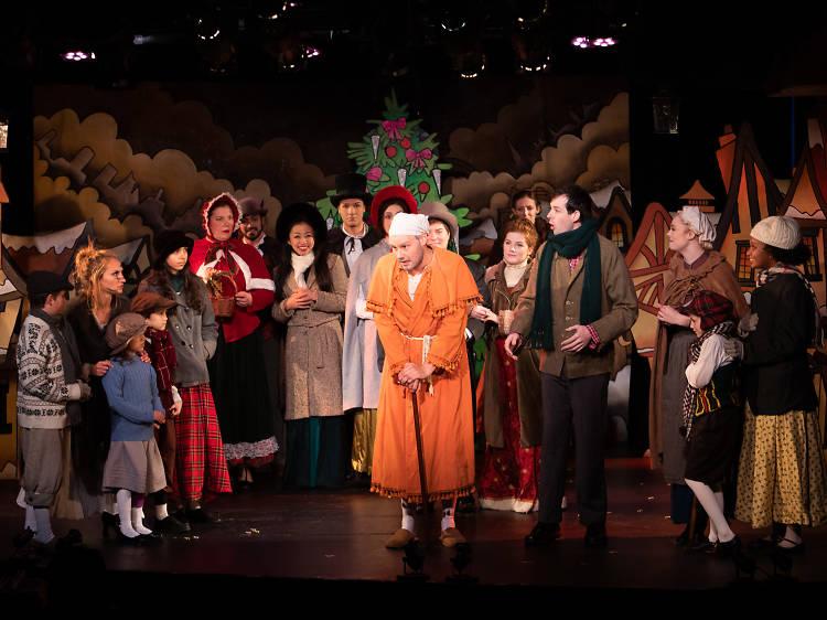A Christmas Carol the Musical