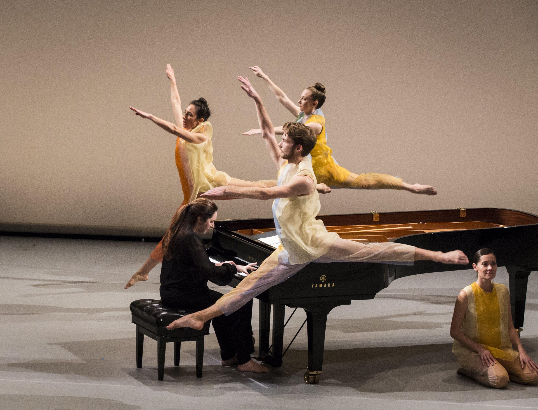 Pam Tanowitz Dance and Simone Dinnerstein: New Work for Goldberg Variations