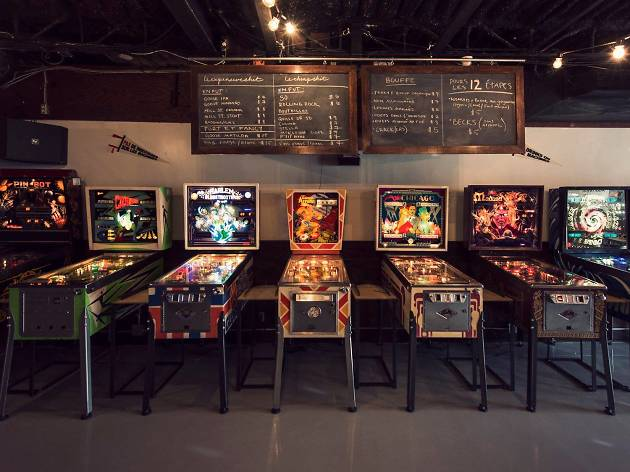 The ultimate holiday gift this season in Montreal? Renting a pinball machine (PHOTOS)