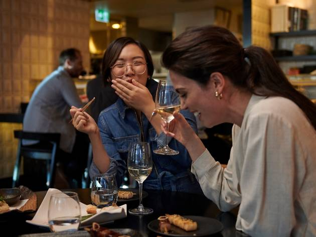 Win a $500 dining voucher and a case of wine