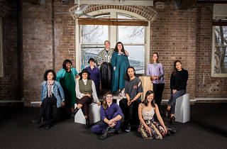 NSW Visual Arts Emerging Fellowship 2019