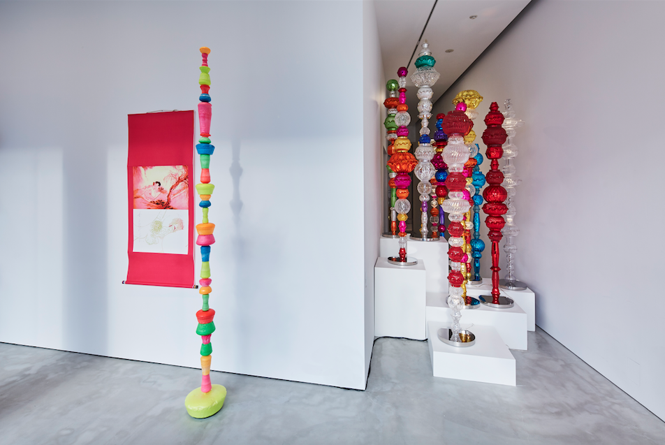 Choi Jeong-Hwa Exhibition: Blooming Matrix