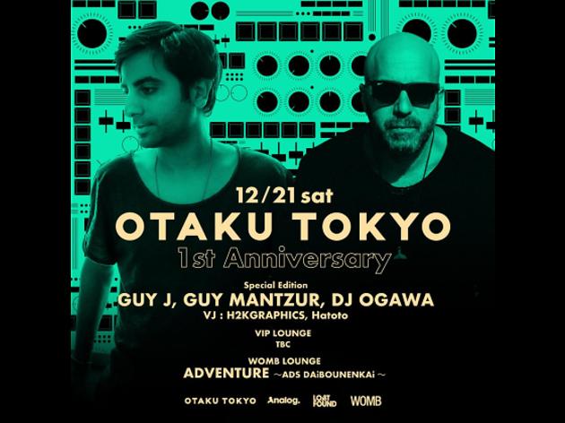 OTAKU TOKYO 1st Anniversary