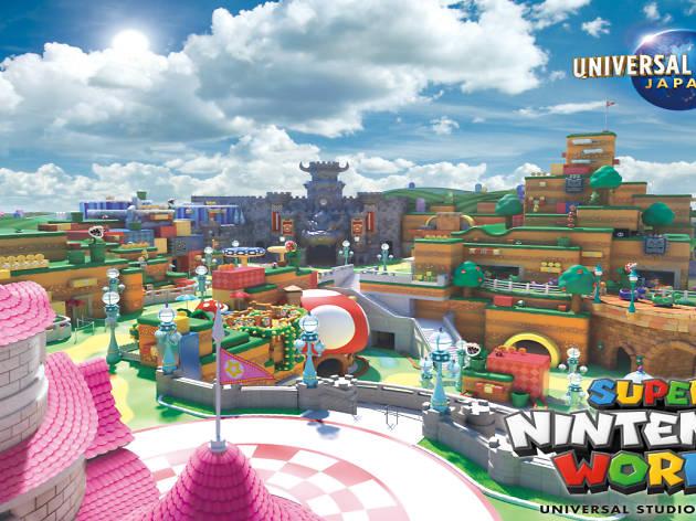 Nintendo USJ