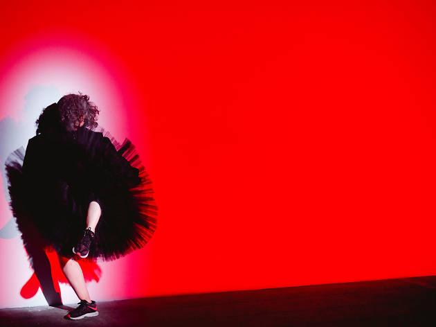 El nacimiento de la bailarina