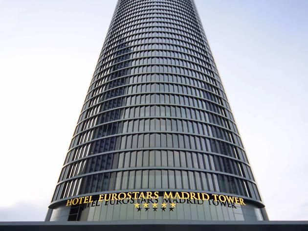 Eurostars Madrid Tower 5*