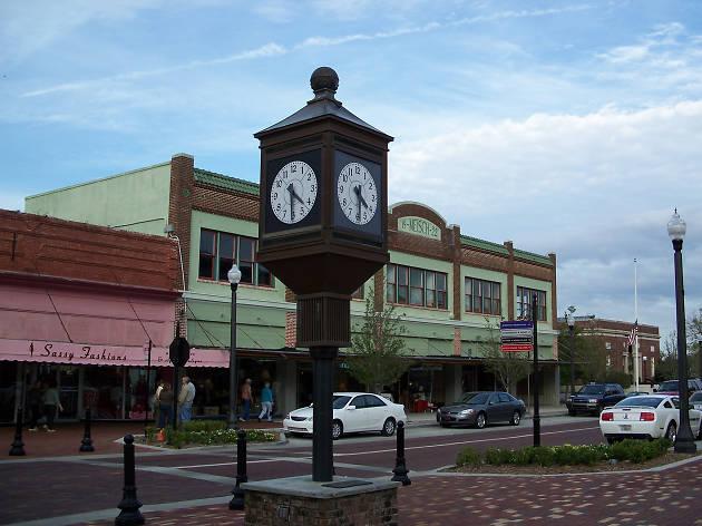 Downtown Sanford