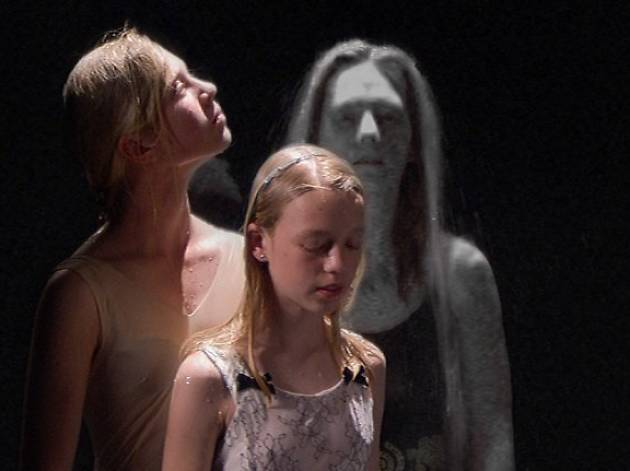 Three Women. Bill Viola