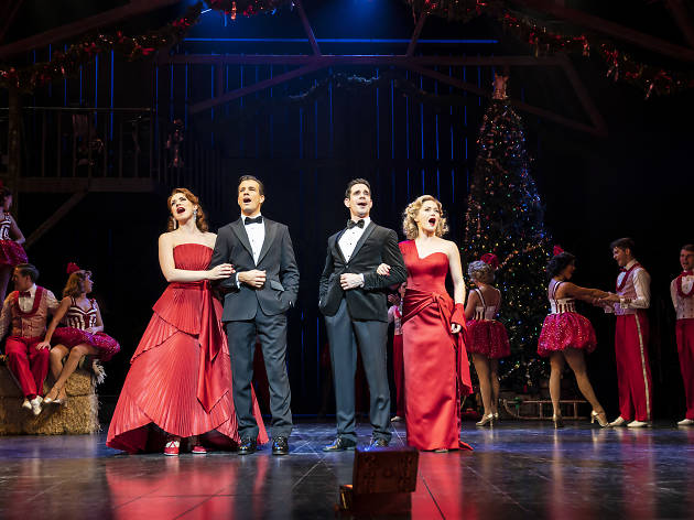 'White Christmas' review