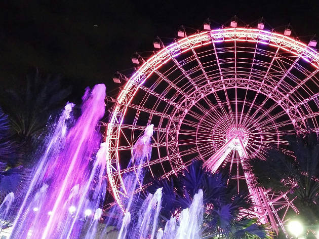 Icon Park observation wheel