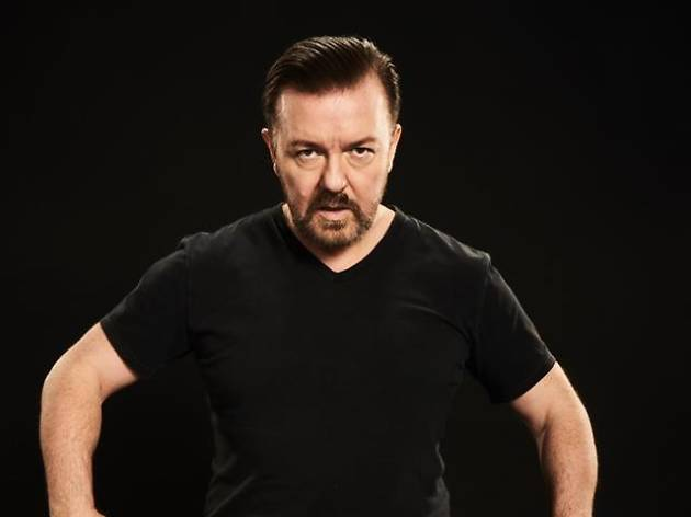 Ricky Gervais will play two London stand-up shows at the Forum