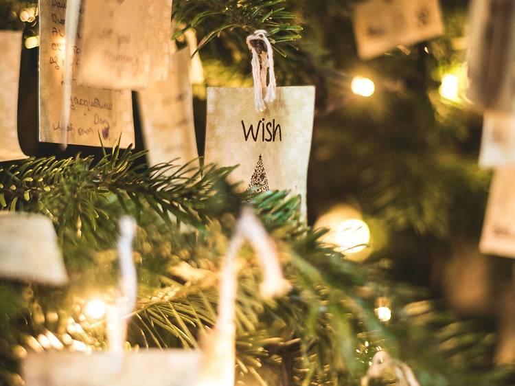 Renta un Árbol de Navidad en Rancho La Peñuela