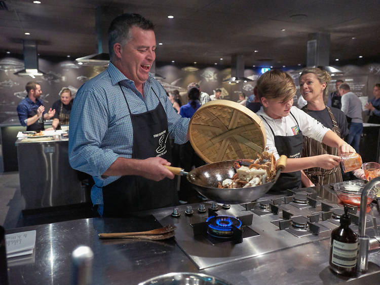 Great gift: Sydney Seafood School Gift Certificate
