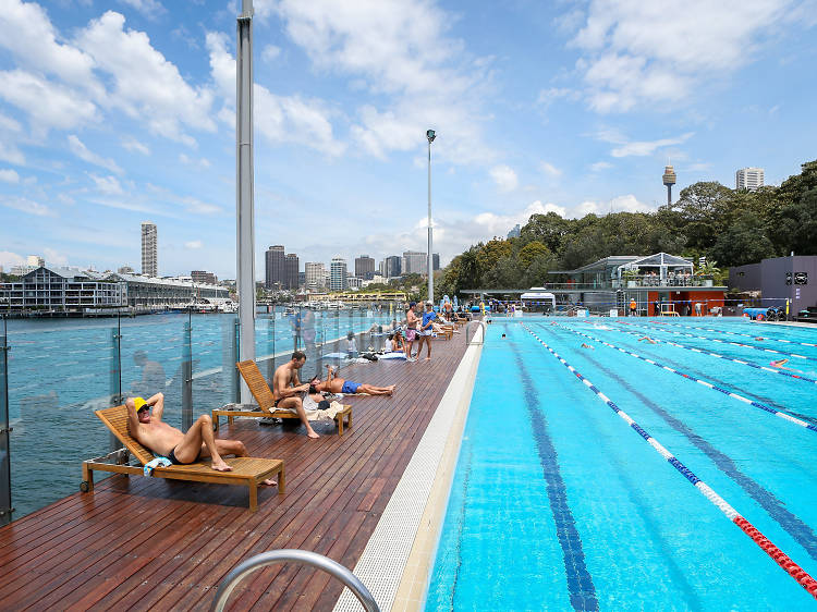 Great cool down: Central Sydney swimming pools