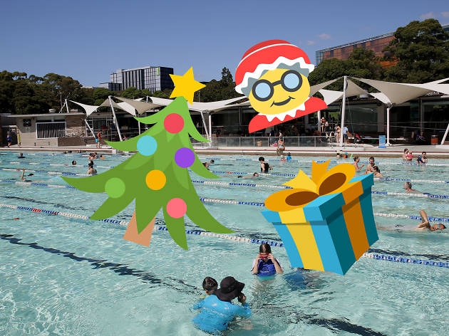Christmas in Sydney commercial gift guide