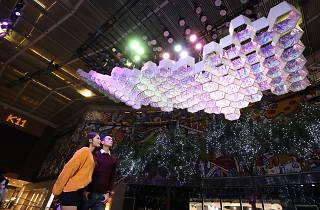 K11 Xmas Reflection_Xmas mall 2019