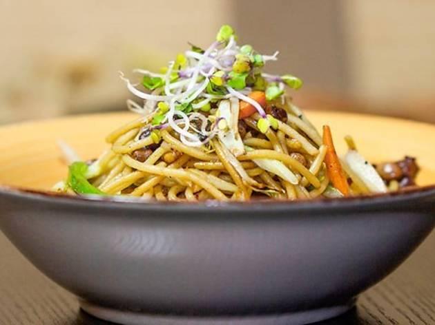 Lasun, Gastronomía Nepalí