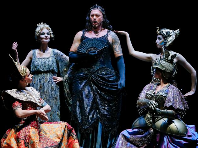 Faust Opera Australia 2019 supplied
