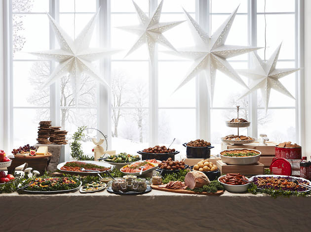 The best Christmas buffets in Singapore