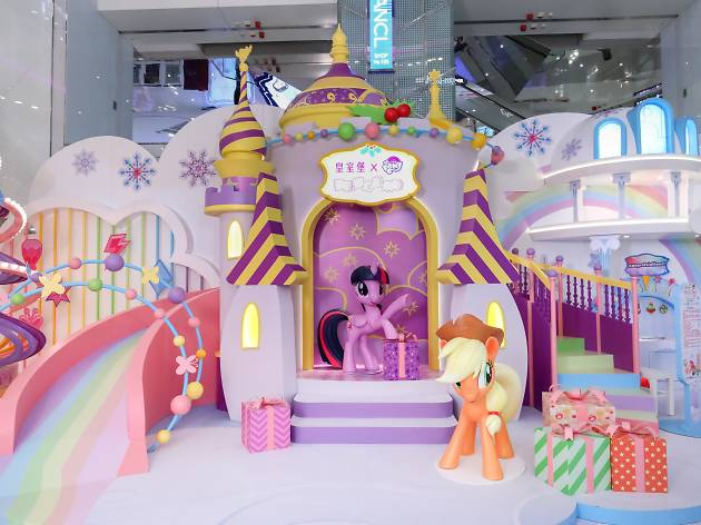 windsor house x my little pony_xmas mall 2019