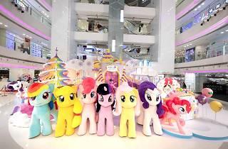 windsor house x my little pony_xmas mall 2019