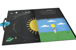 El sol i els planetes, de Patricia Geis