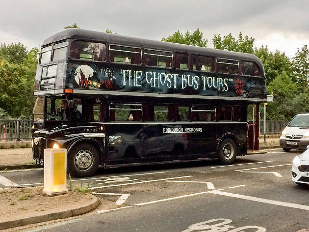 Ghost Bus Tour in York