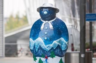 The Snowman Walking Tour