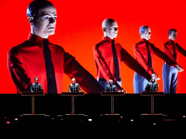 JUST ANNOUNCED: Kraftwerk are playing All Points East 2020