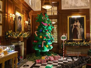London's Christmas Trees: Ranked