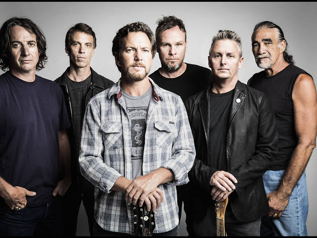 Pearl Jam Unveil Summer 2020 European Tour