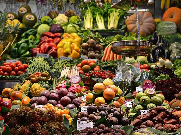 supermercat, Catalunya, ecològic