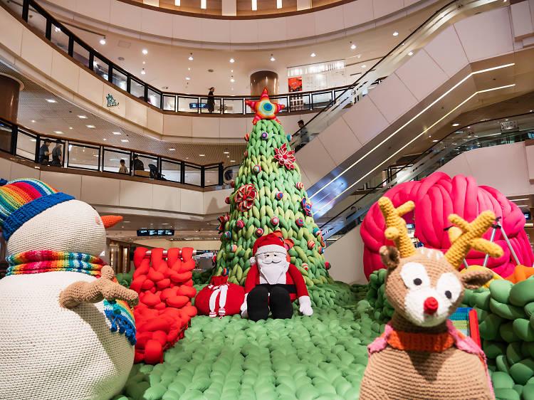 2019聖誕商場裝飾及市集