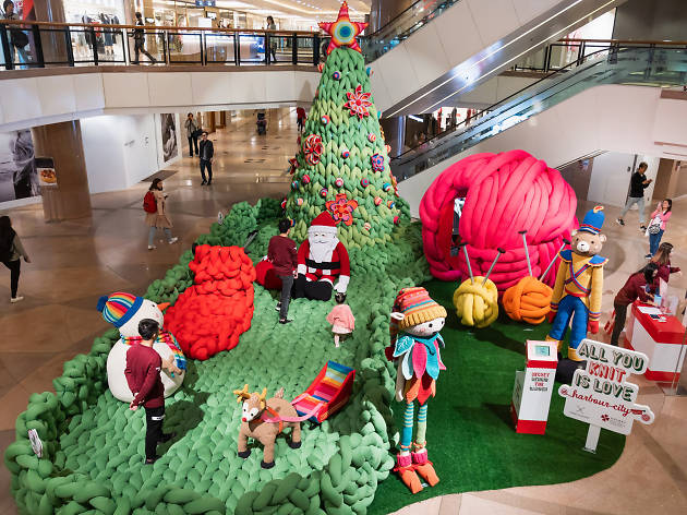 all you knit is love_xmas mall 2019