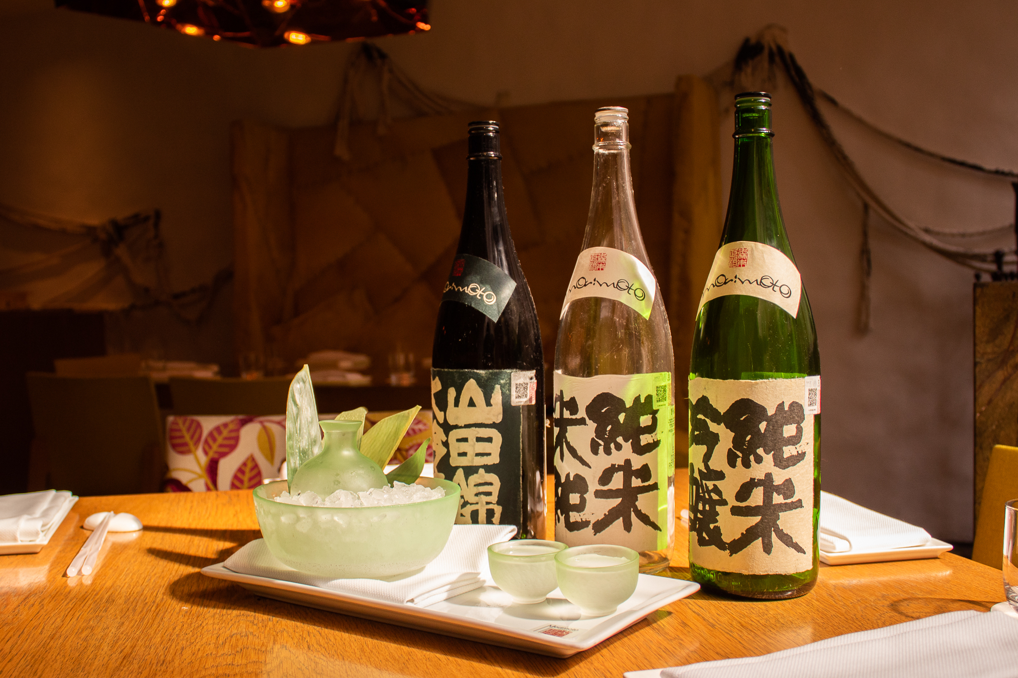 Morimoto sake