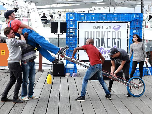 Circus Playground - Dynamike/tai kwun