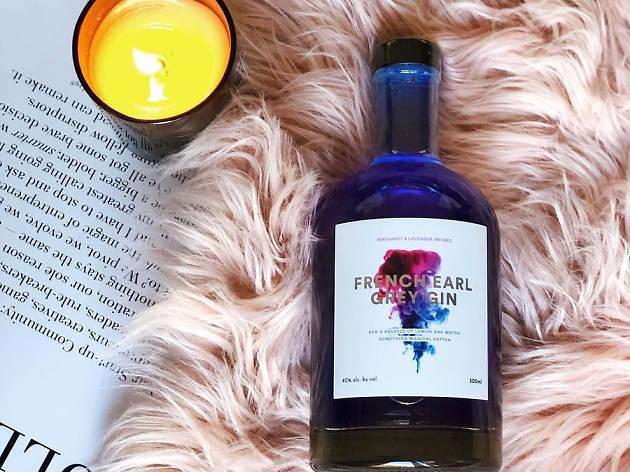 Earl Grey French Lavender gin