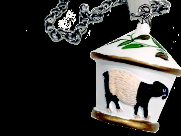 Tapir tea infuser