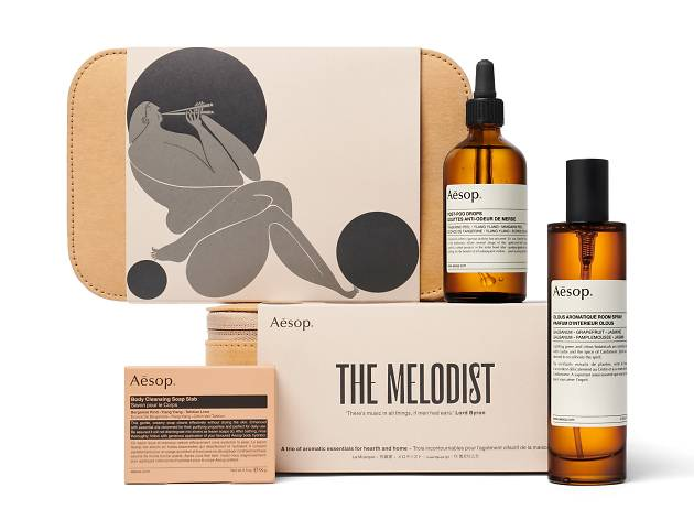The Melodist Aesop