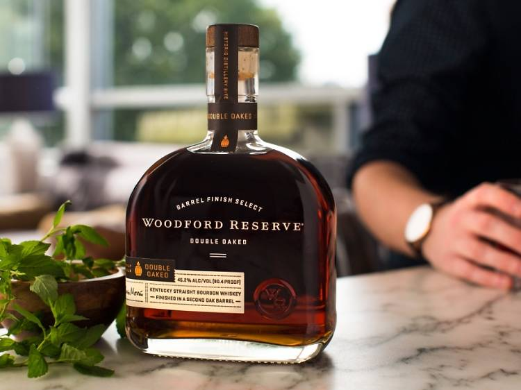 Great gift: Woodford Reserve Double Oaked Bourbon