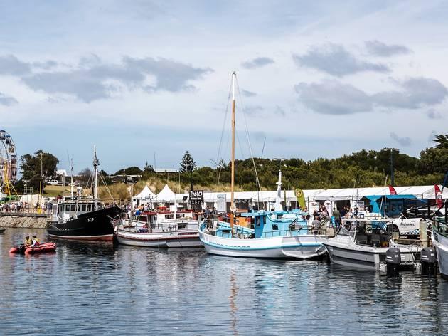 (Photograph: Supplied/Apollo Bay Seafood Festival)