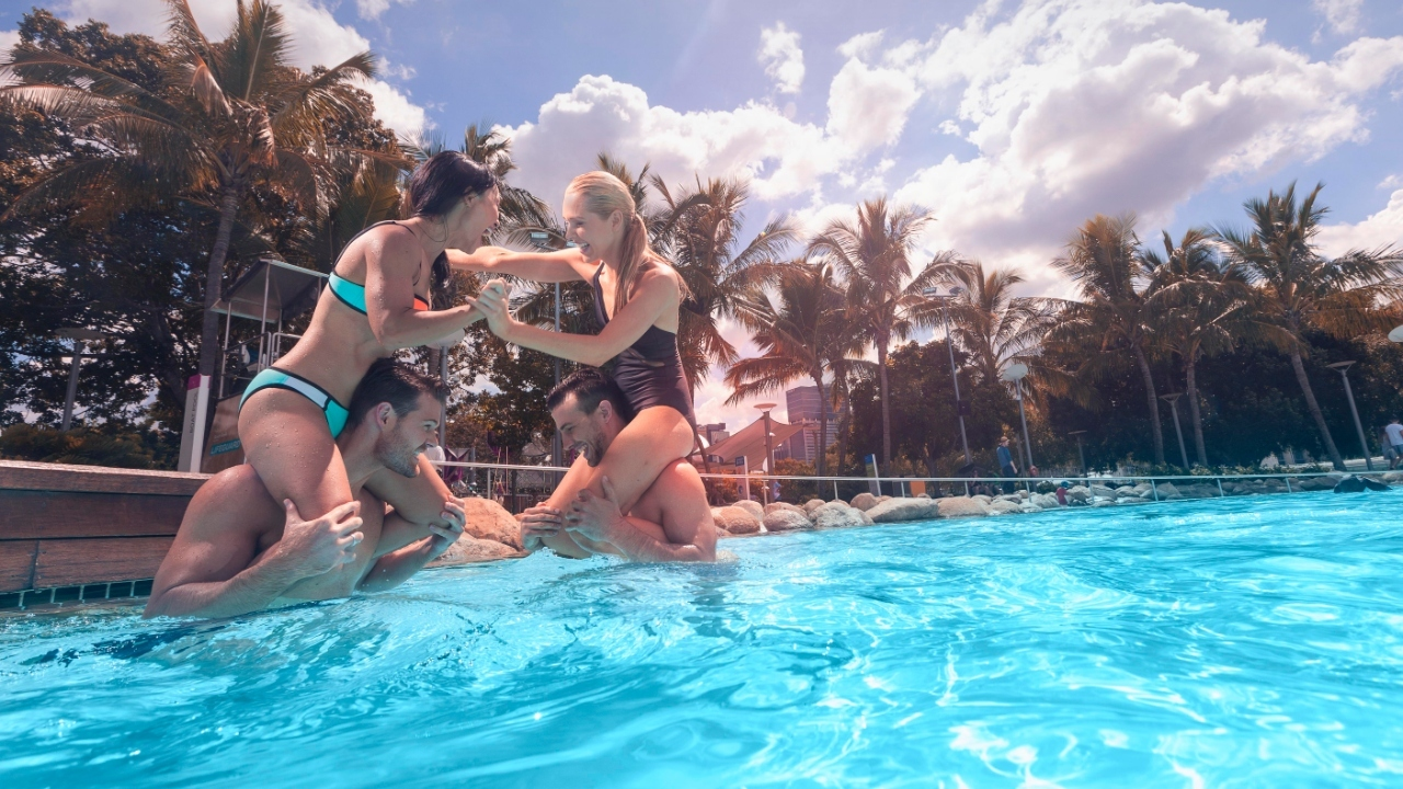 Five outdoor hotspots for making the most of your summer in Brisbane