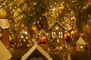 クリスマス ヴィンテージ蚤の市