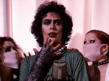 The Rocky Horror Picture Show at the Drive-in