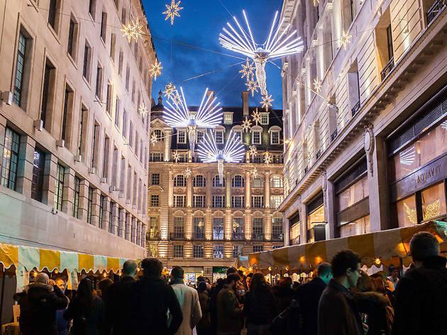 St James's Christmas Market