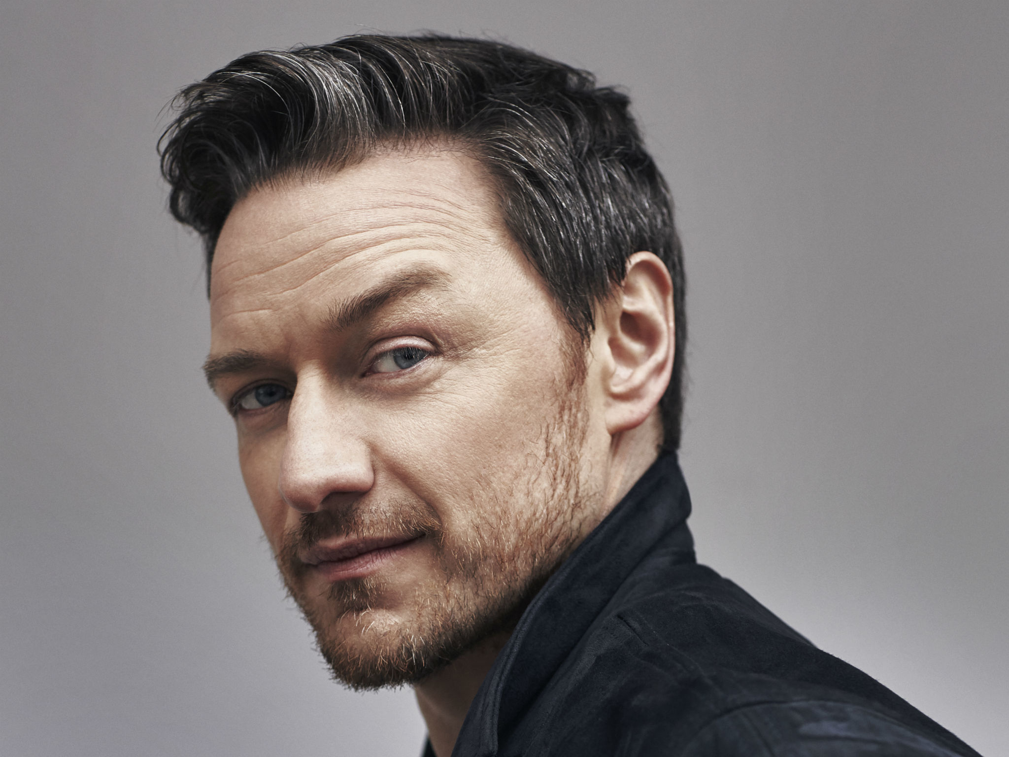 James McAvoy: 'I'm at the arse-end of my soldiering days'
