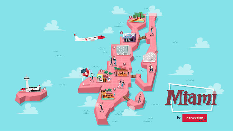 Miami - Norwegian