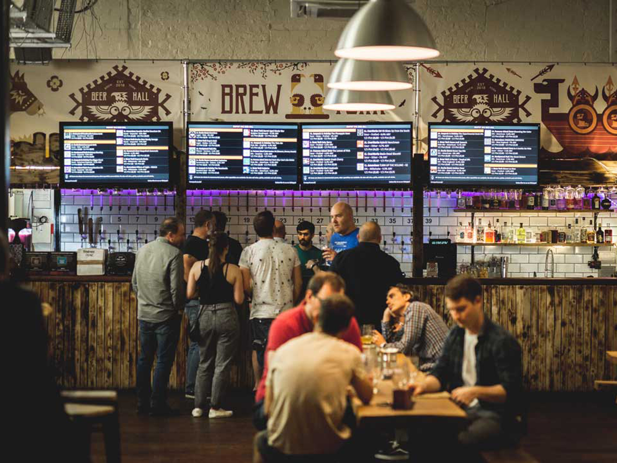 Brew York Tap Room and Beer Hall