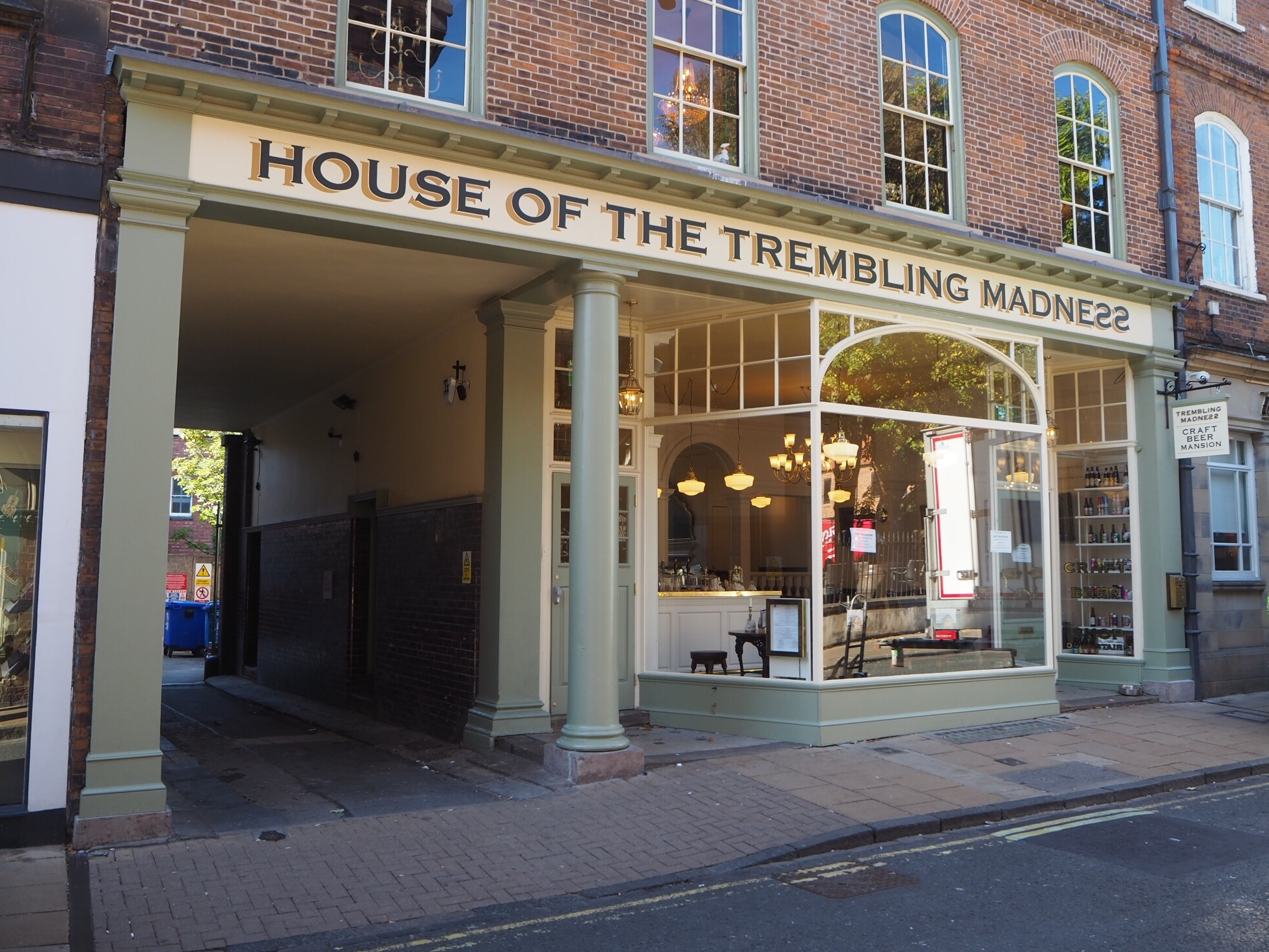 House of the Trembling Madness in York