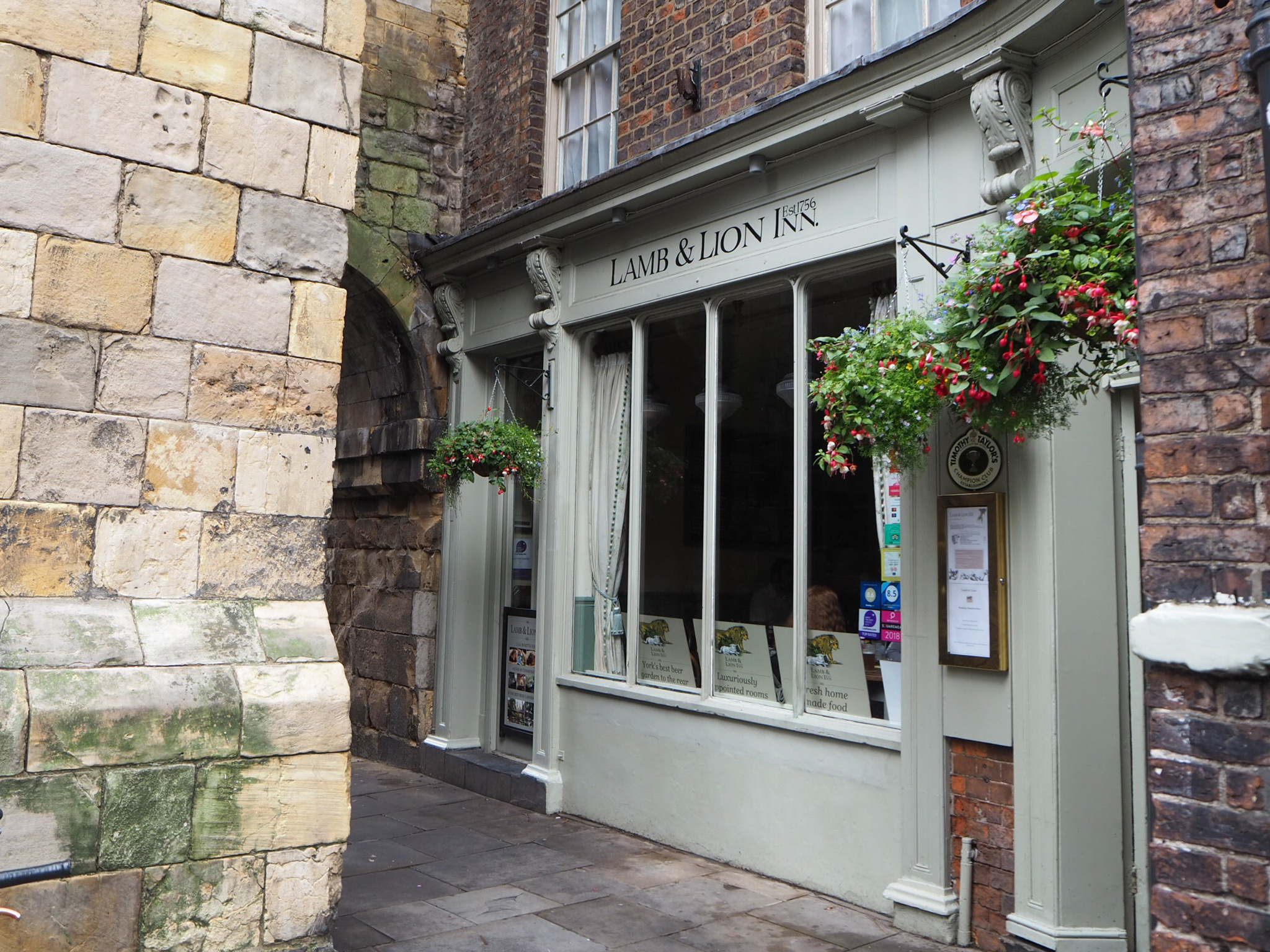 Lamb & Lion Inn in York